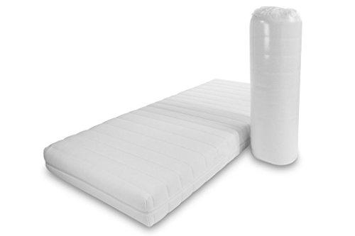MSS 100720-200.90.14 Rollmatratze Easy Komfort, 90 x 200 x 14 cm