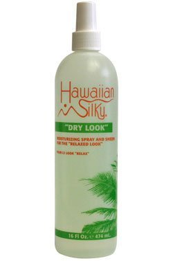 - Hawaiin Silky Signature Collection Dry Look Moisturizing Spray 16 oz