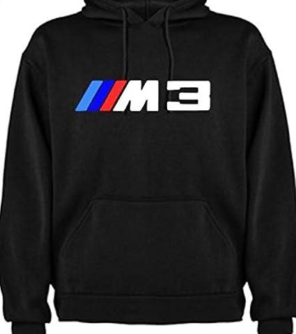 ALOBA Sudadera BMW ///M3 Motorsport Interior Capucha Gris, Fabricado Y ENVIADO Desde ESPAÑA, Calidad Y Talla Europea: Amazon.es: Ropa y accesorios