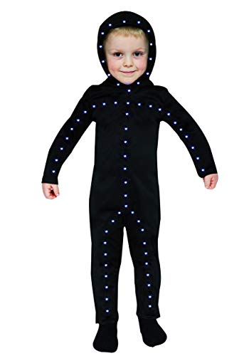 Toddler Stick Man Costume 4T -