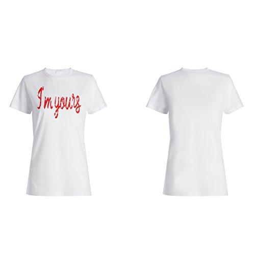 Ich bin deine lustige Neuheit Damen T-shirt e988f