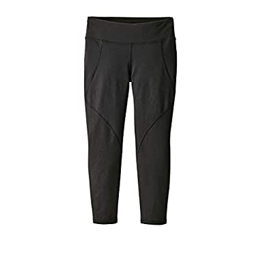 21917 Women Patagonia W S Centered Crops Womens Running Capri Tights Women