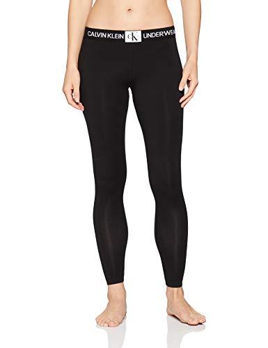 001 Legging Calvin Klein Nero Pantaloni Donna black gY4wqY
