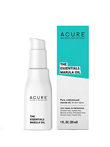 ACURE The Essentials Marula Oil Review