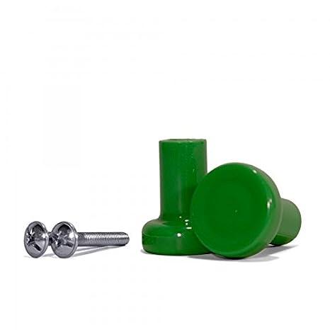 banjado - Armario Tiradores 2 Pieza IKEA Color Verde baño ...