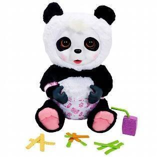 Jakks Pacific 250297 Animal Babies Yummy Panda
