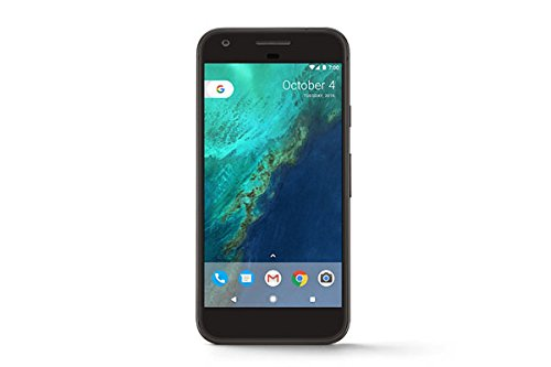 Google Pixel XL G2PW210032GBBK Factory Unlocked Smartphone, 32GB, 5.5-Inch Display - U.S....