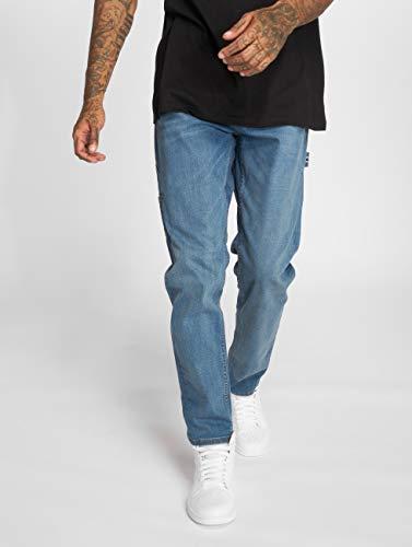 Carpenter Pelle Larghi Jeans jeans Blu Uomo HxIqIPnW6