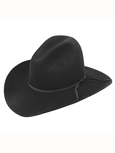 - Stetson SWLGUS-5034 50 Lil Gus Hat, Black - ALL