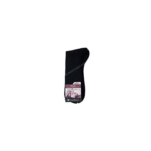 Punto Blanco - Calcetín de Lana Relax PUNTO BLANCO no aprieta: Amazon.es: Ropa y accesorios