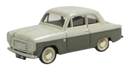 1/76 フォード アングリア 100E 2ドア ベージュ/チョコレート EM76863