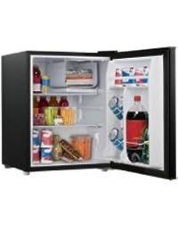 2.7 cubic foot compact dorm refrigerator