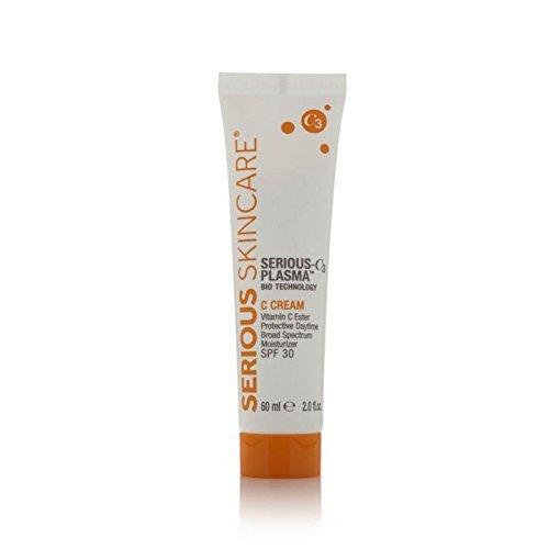 Serious Skincare SERIOUS-C3 Plasma C Cream SPF 2 Ounces by Serious Skincare