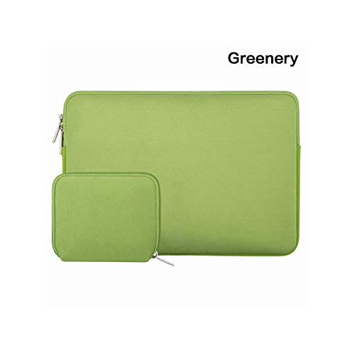 Laptop Bag Case Notebook Sleeve 11.6 12 13.3 14 15.6 Inch for Xiaomi MacBook Air Pro Dell Asus Hp Acer Laptop Case Women,Greenery Col -  Longbao, eLHk5y5ii8xgAPLJ-obd-119