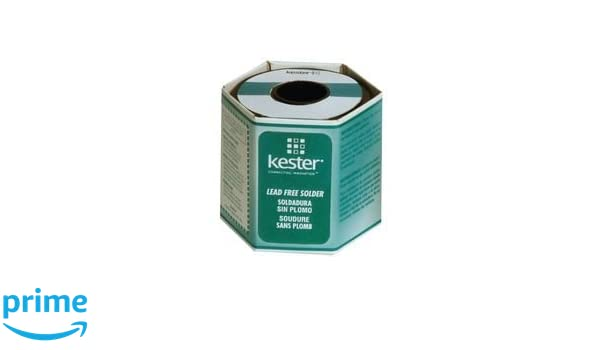KESTER INC 24-7068-6403 LEAD FREE WIRE SOLUBLE WIRE SOLDER