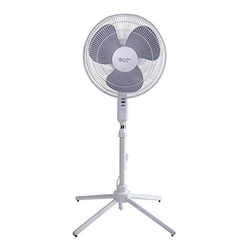ped oscillating quad pod fan