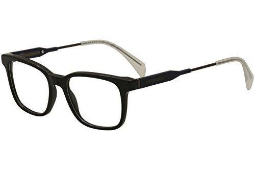 TOMMY HILFIGER 0JW9 Black Ruthenium Eyeglasses