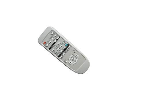 1825 Projector (Remote Control for EPSON EMP-1825 EB-1825 H550A H551A H552A H552F H553B H554A EB-1930 EB-17ER EH-TW420 EH-W6 EX213LCD Projector)