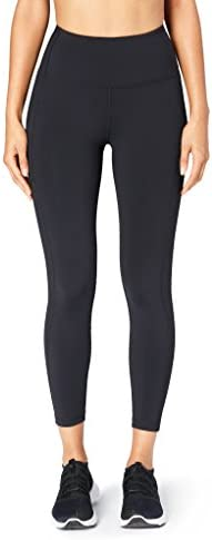Amazon Brand - Core 10 Women's (XS-3X) 'Build Your Own' Onstride Run 7/8 Crop Legging - 24""