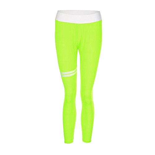 Yoga Femme Taille Leggings Sportswear Beikoard Vert Femmes Pantalon Vêtements Skinny Stretch Haute Gym Pantalon Femmes Fitness de Pantalons qBHxp4xCw