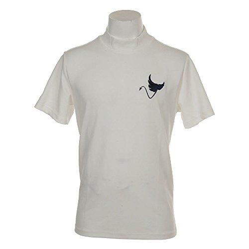 クランク(クランク) モックシャツH8 CL57TG99 WHT