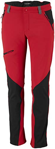 Pantalon black Walking TrousersPolyesterEm0054 Spark De Canyon Homme Columbia Red Fall RandonnéeTriple Hiking UpMqzVS
