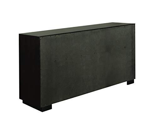 Scott Living 215713 Ingerson 8-Drawer Dresser, Smoked Peppercorn by Scott Living (Image #5)