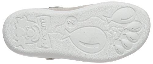 Ricosta Kacey - sandalias abiertas de piel niña Gris - Grau (stein 435)