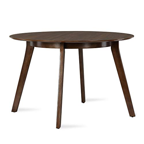 Novogratz Henley Dining Table, Walnut