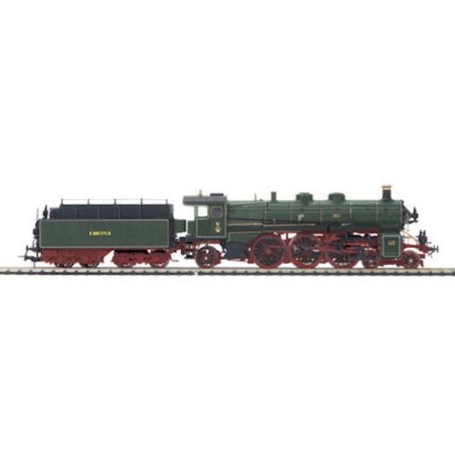 br18( ex-s 3/ 6) 4–6-2W / proto-sound 3.0& DCC–-ロイヤルBavarian状態Railways KBayStsB # 3641( Era I、グリーン、レッド