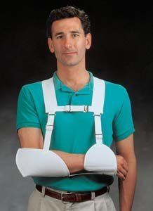 Sling Hemi Arm (Harris Hemi Arm Sling by Flex Support - Left)