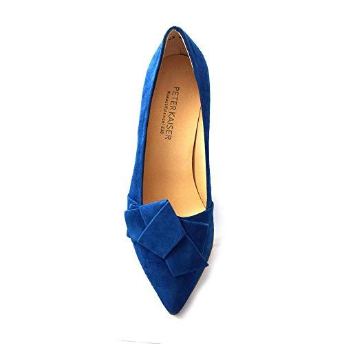 Shoe Catiana Kaiser Suede Coastal Ladies Peter Court Bn7RZWwnqS