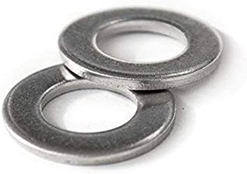 A2 Stainless Steel Metric Split Spring Washers For Screws And Bolts M3/>M10