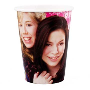 iCarly Cups - Icarly Cup