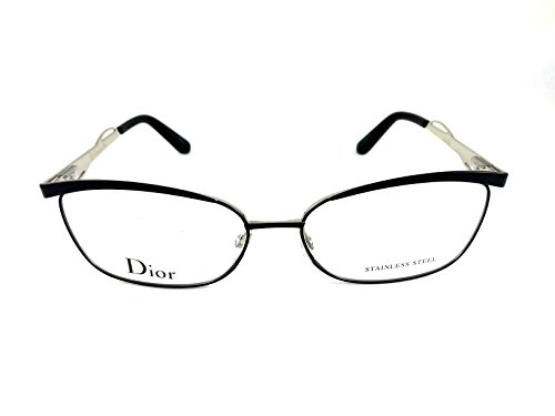 Christian Dior CD3784 G8Q Black/Light Gold Optical (Christian Dior Optical Frames)