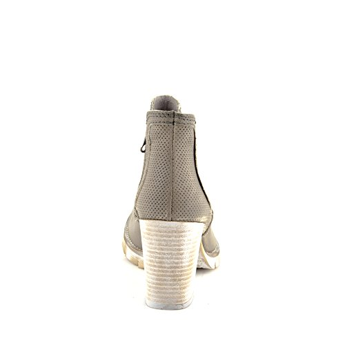 Felmini - Zapatos para Mujer - Enamorarse com Portalegre 8716 - Botines de tacón - Cuero Genuino - Varios colores Varios colores