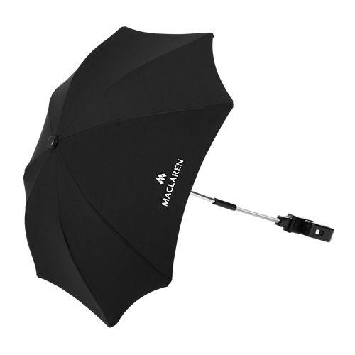 Sombrilla Maclaren - Accesorio de Silla de paseo perfecta para protegerse de los fuertes rayos del sol. El protector solar UPF 50+ se ajusta al marco de todos los Maclarens y mayoria de las mar