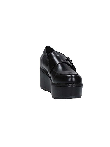 CafèNoir LGB926 Slip On Damen BLACK 36