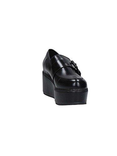 CafèNoir LGB926 Slip On Femme BLACK 36