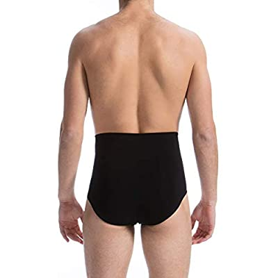FarmaCell 411 Men's Shaping Control Briefs with Waist Girdle at  Men's Clothing store