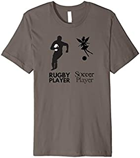 Birthday Gift Funny Rugby  For Men - Rugby Player - Rugby  Long Sleeve - Funny Shirt / Navy / S - 5XL