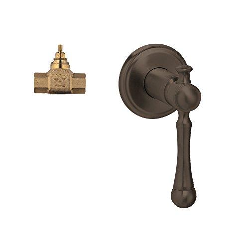 Grohe K19329-29274R-ZB0 Bridgeford Volume Control Kit, Oil Rubbed Bronze