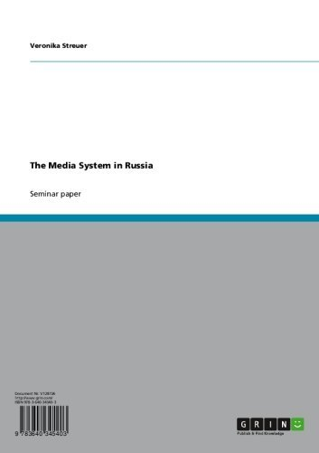 The Media System in Russia