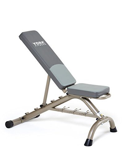 York Fitness 5 Seat Position Bench by York Fitness