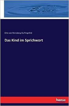 Book Das Kind im Sprichwort (German Edition)