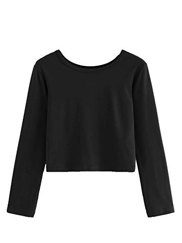 8c2f8990 SweatyRocks Women's Cactus Print Crop Top Summer Short Sleeve ...