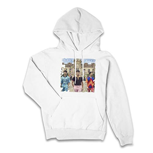 (OfcTTHlinW Womens Jonas Brothers Sucker Funny Hoodie White S)