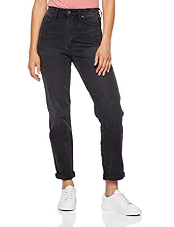 Riders by Lee Women's Hi Mom, Baxter Black, R-06