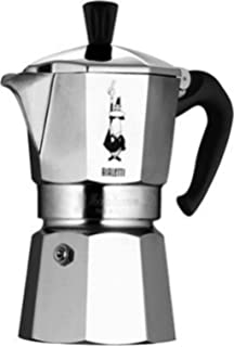 Bialetti 3 cup coffee maker. Top quality aluminum construction