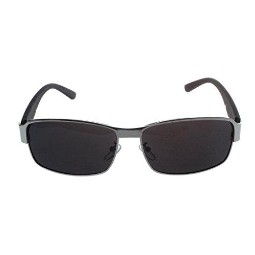 Argent air lunettes verres plein hommes de de conduite soleil TOOGOO polarises lunettes sports Mode R de xOYTqOw1Z